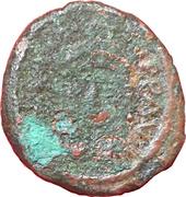 10 Nummi - Mauricius Tiberius (Carthage) – obverse
