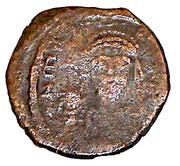 40 Nummi - Mauricius Tiberius (Nicomedia) – obverse