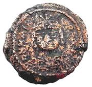 10 Nummi - Mauricius Tiberius (Constantinopolis) – obverse