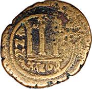 40 Nummi - Phocas and Leontia (Antioch) – reverse