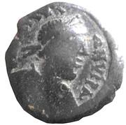 20 Nummi - Justinian I (Nicomedia) – obverse