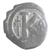 20 Nummi - Justinian I (Nicomedia) – reverse
