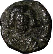 5 Nummi - Heraclius (Carthage; Revolt Of Heraclii) – obverse