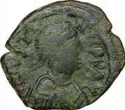 20 Nummi - Justin I (Constantinopolis) – obverse