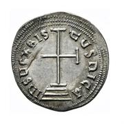 Miliaresion - Constantine VI and Irene -  obverse