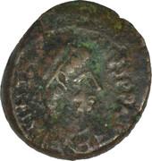 5 Nummi - Justinian I (Constantinopolis) – obverse