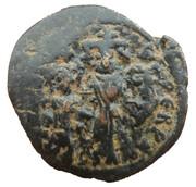 40 Nummi - Heraclius – obverse