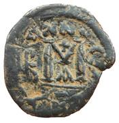 40 Nummi - Heraclius – reverse