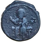 Follis - Anonymous (Constantinopolis; Type Class F under Constantine X) -  obverse