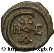 5 Nummi - Justinian I (Antioch) – reverse