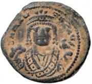 20 Nummi - Mauricius Tiberius (Antioch) – obverse