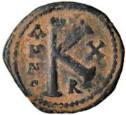 20 Nummi - Mauricius Tiberius (Antioch) – reverse