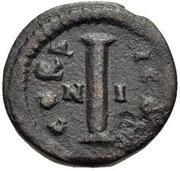 10 Nummi - Anastasius I Dicorus (CONCORDI; Nicomedia) – reverse