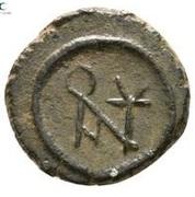 Nummus - Anastasius I Dicorus (Constantinopolis) – reverse