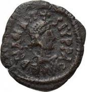 10 Nummi - Anastasius I Dicorus (CONCORD; Antioch; Large Module) – obverse