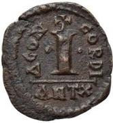 10 Nummi - Anastasius I Dicorus (CONCORD; Antioch; Large Module) – reverse