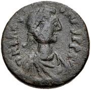 20 Nummi - Anastasius I Dicorus (Constantinopolis; Small Module) – obverse