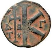 20 Nummi - Anastasius I Dicorus (Antioch; Type AN/TX) – reverse