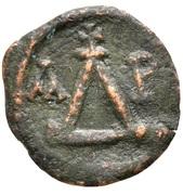 4 Nummi - Justinian I (Thessalonica; Type ☩) – reverse