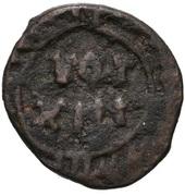 Nummus - Justinian I (VOT XIII; Carthage) – reverse