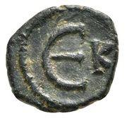 5 Nummi - Justin II (Cyzicus) – reverse