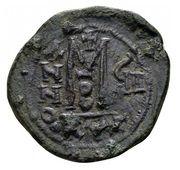40 Nummi - Mauricius Tiberius (Cyzicus) – reverse
