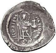 Siliqua - Justinian I (GLORIA ROMANORVM; Constantinopolis; Head Right) – reverse