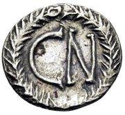 250 Nummi - Justinian I (Ravenna) – reverse