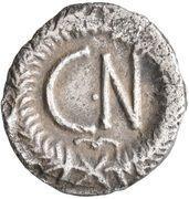 250 Nummi - Justinian I (Ravenna; Symbol) – reverse