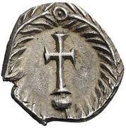 ½ Siliqua - Justinian I (Ravenna; ♁) – reverse