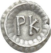120 Nummi - Justinian I (Ravenna) – reverse