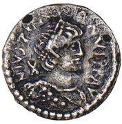 125 Nummi - Justinian I (Ravenna; Symbol) – obverse