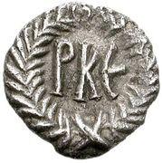 125 Nummi - Justinian I (Ravenna) – reverse