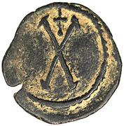 10 Nummi - Tiberius II Constantine – reverse
