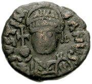 Nummus - Justinian I (Rome) – obverse