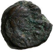 Nummus - Justinian I (Uncertain Mints) – obverse