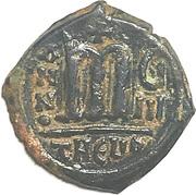 40 Nummi - Phocas (Antioch; Class 2) – reverse
