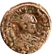 10 Nummi - Justinian I (Nicomedia) – obverse