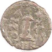 10 Nummi - Justinian I (Nicomedia) – reverse
