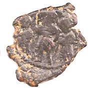 40 Nummi - Heraclius (Constantinopolis) -  obverse