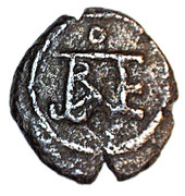 Pentanummium - Justinian I - Cherson Mint – reverse