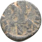 5 Nummi - Justinus I (Antioch mint) – obverse