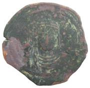 40 Nummi - Mauricius Tiberius (Constantinopolis) – obverse