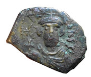 40 Nummi - Constans II (Constantinopolis) – obverse
