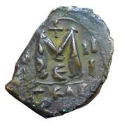 40 Nummi - Constans II (Constantinopolis) -  obverse