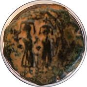 Heraclius, AE Follis, Cyzicus mint – obverse