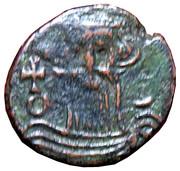 10 Nummi - Constans II (Syracuse) – obverse