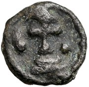 Basil I the Macedonian AE 17 (Cherson mint) – reverse