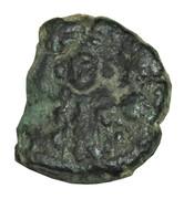 12 Nummi - Constans II (Alexandria) – obverse
