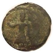 20 Nummi - Constantine IV – obverse